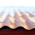 Maintain a metal roof